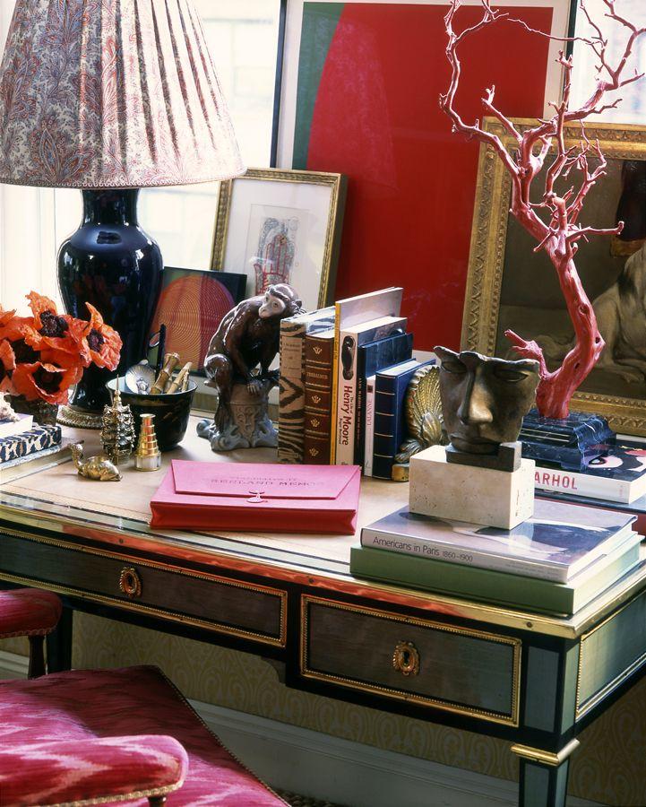 Alex Papachristidis Interiors - Layered Luxury