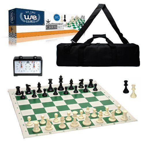 CARYALL DELUXE CHESS BAG FOR SET BOARD CLOCK NEW