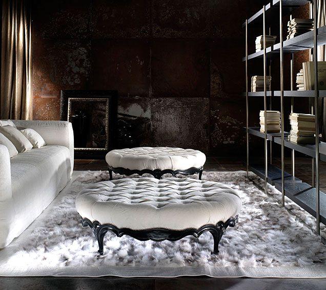 Mesa centro capitone concorde material madera de pino for Centro reto salamanca recogida muebles