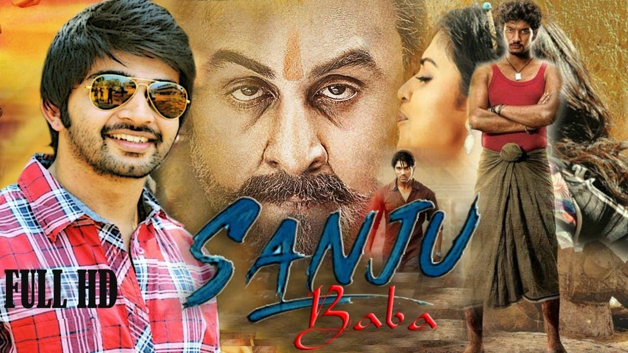 New South Indian Full Hindi Dubbed Movie Sanju Baba 2018 Hindi