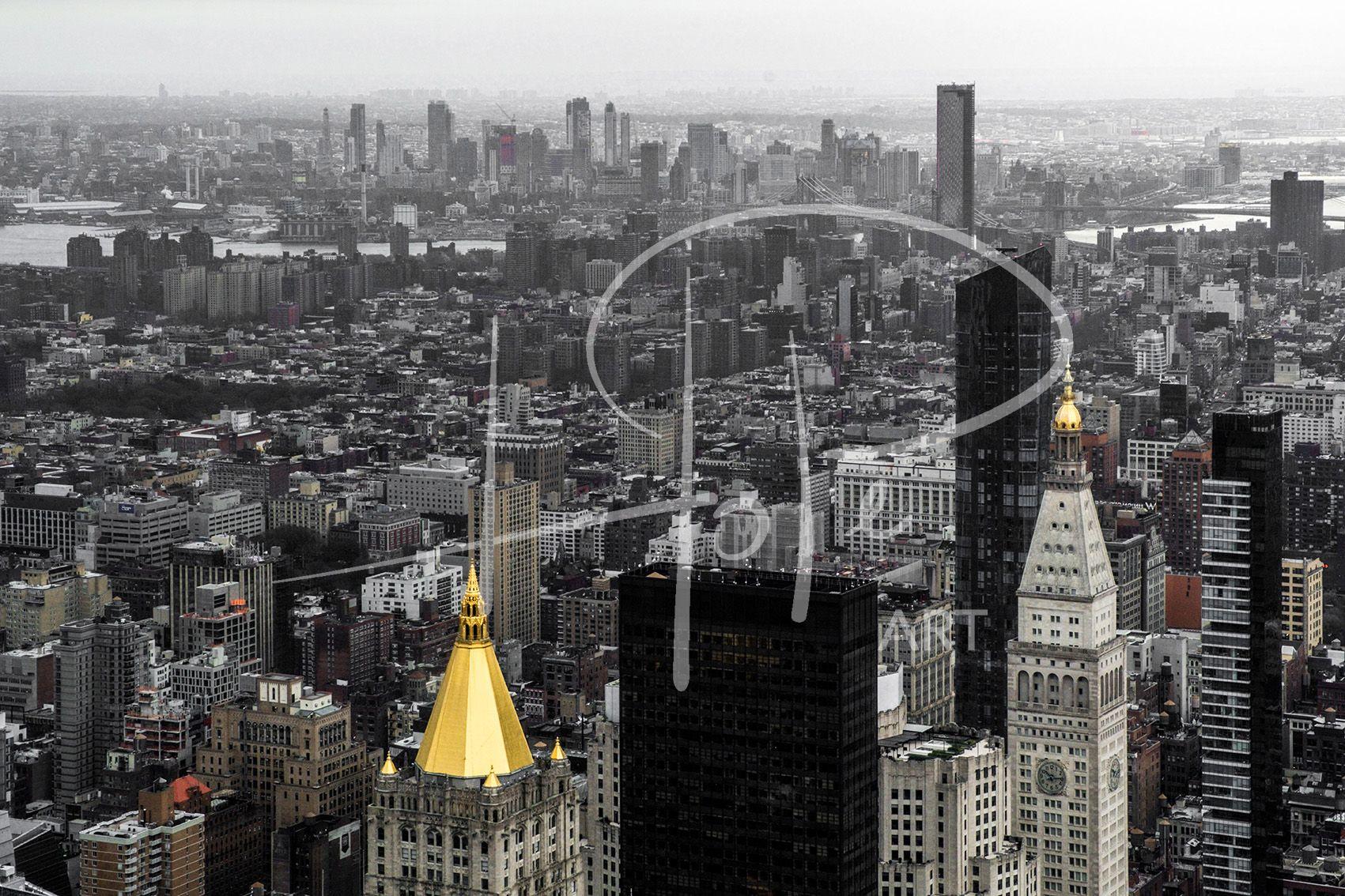 Golden vision in 2020 hoffnung kunst empire state