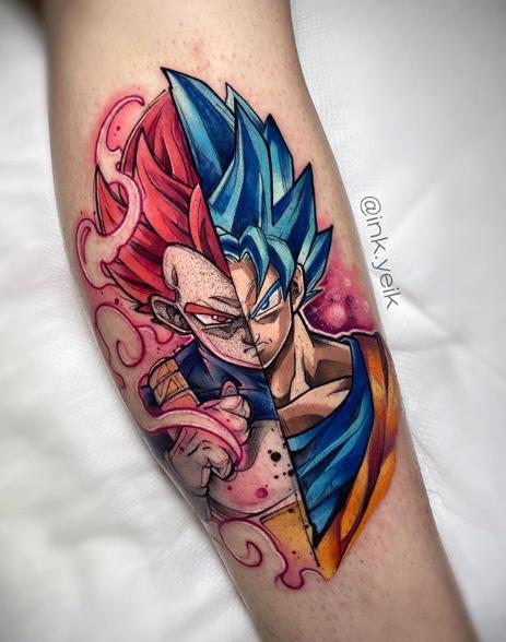 30 Interesting Watercolor Tattoo Design Ideas