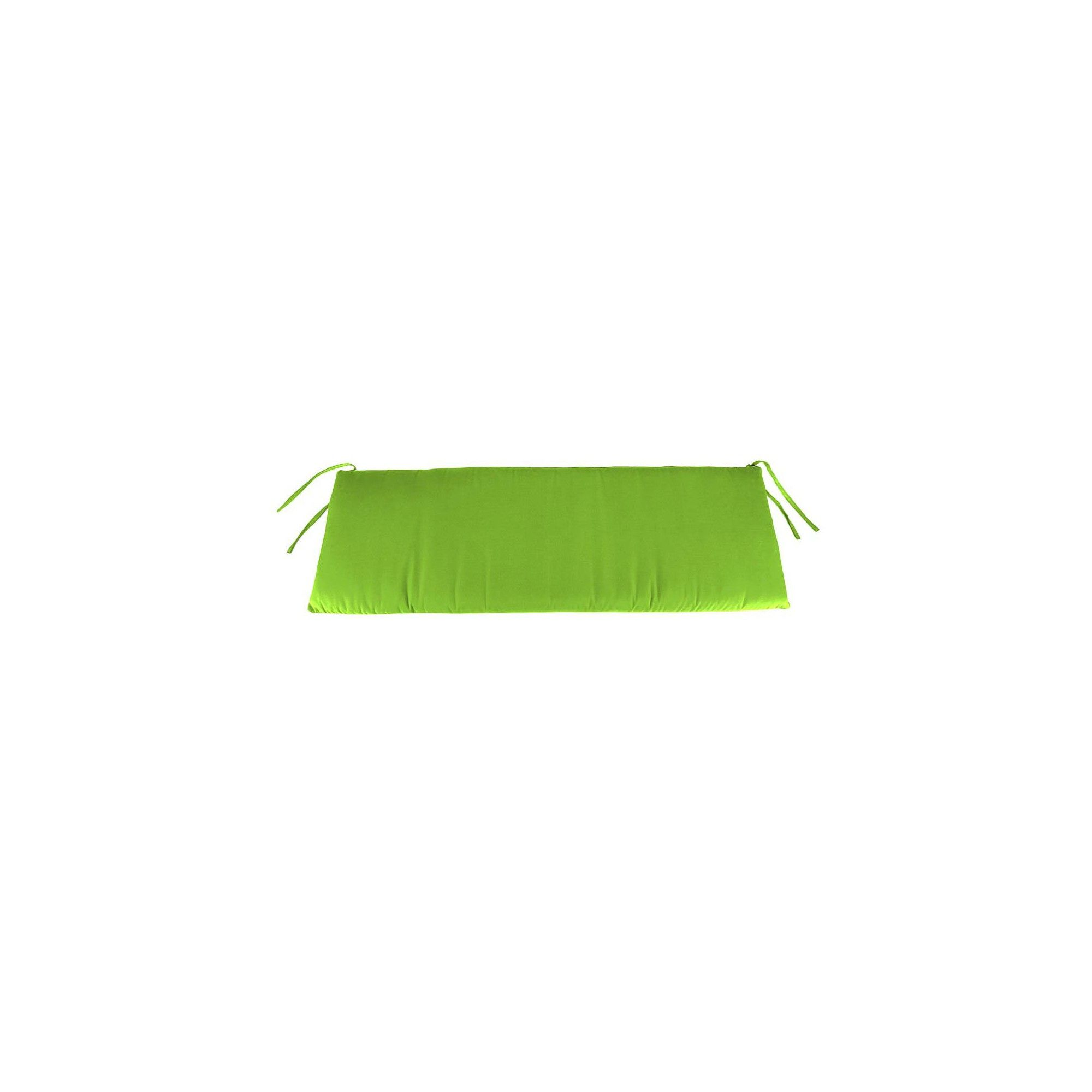 Weather Resistant Outdoor Cushion For Swing Bench 36 X 16 Greenery Plow Hearth
