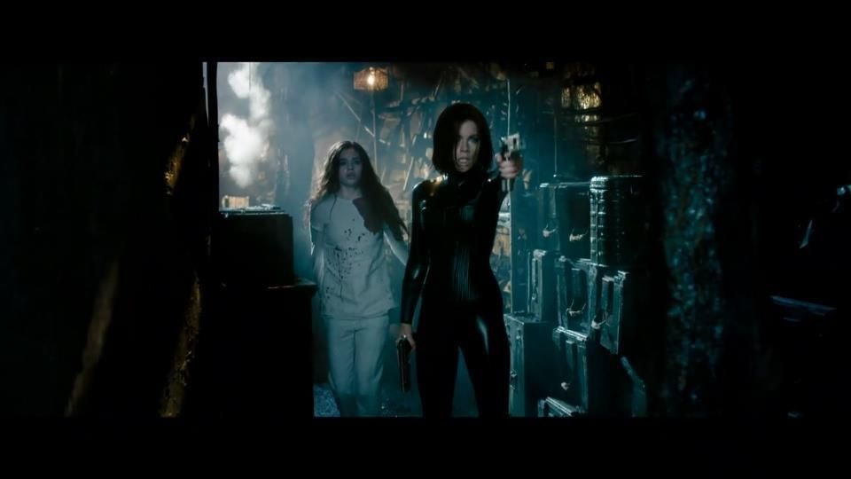 Selene And Her Daughter In 2019 Movies Underworld Movies