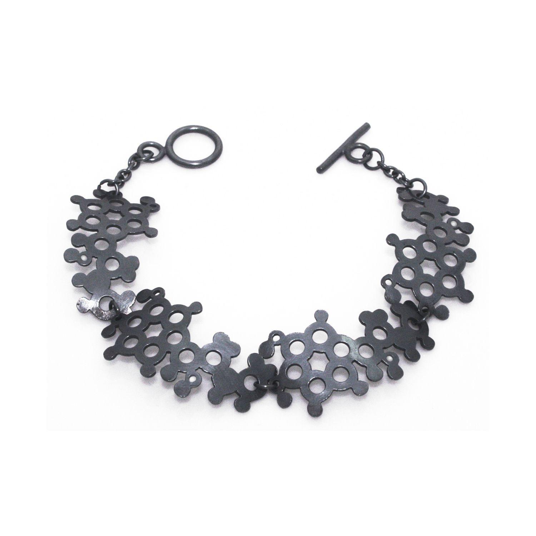 Adrenaline Bracelet- Molecular Jewellery - EMILY ALICE -UK/THAI