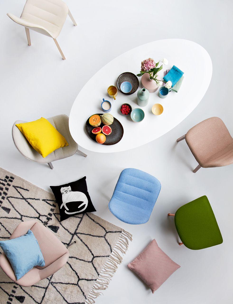 Dieser Fruhling Bluht Mit Stil Interio Fruhling2017 Tisch Stuhle Accessoires Geschirr Design Wohnen Tisch