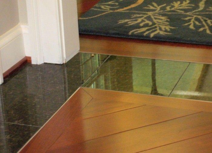 Fliesen im Wohnzimmer - elegante Bodenbeläge | Holzfliesen ...