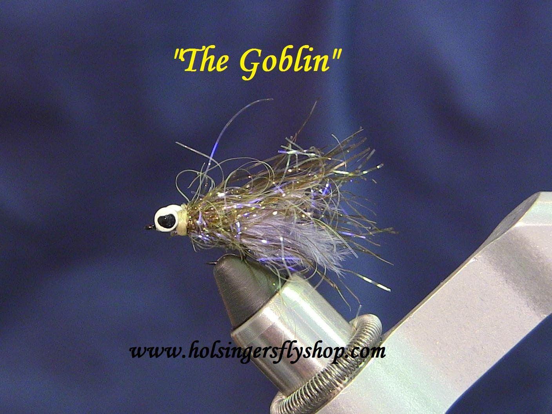 The Goblin, Holsinger's Fly Shop