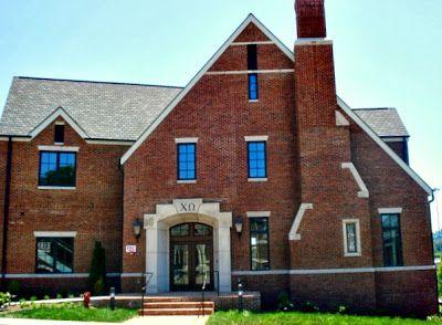 University Of Tennessee Sorority Village University Of Tennessee Sorority College Campus