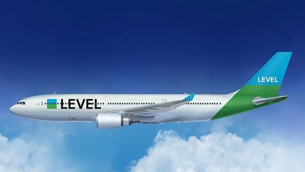 Level Airline At Barcelona Airport Cheap Airlines Low Cost Flights New Airline