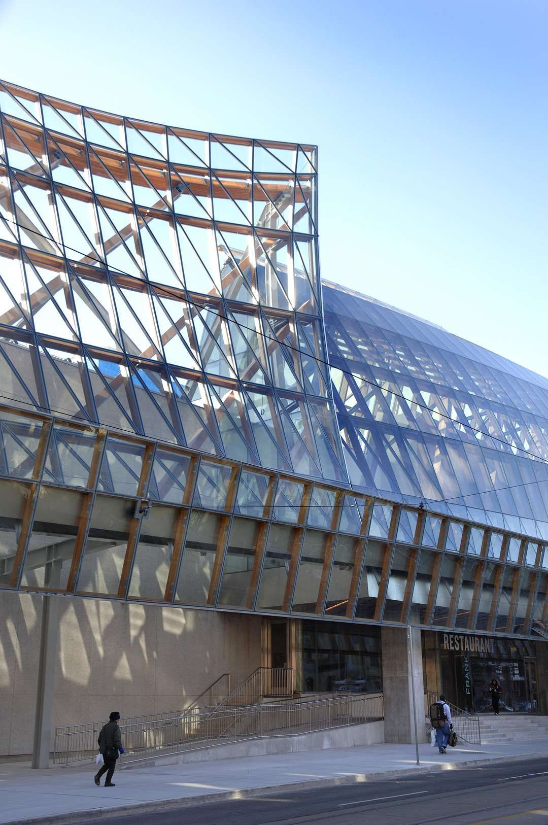 Glass facade architecture  The Bent Glass Facade: Architecture That Curves Outside the Box ...