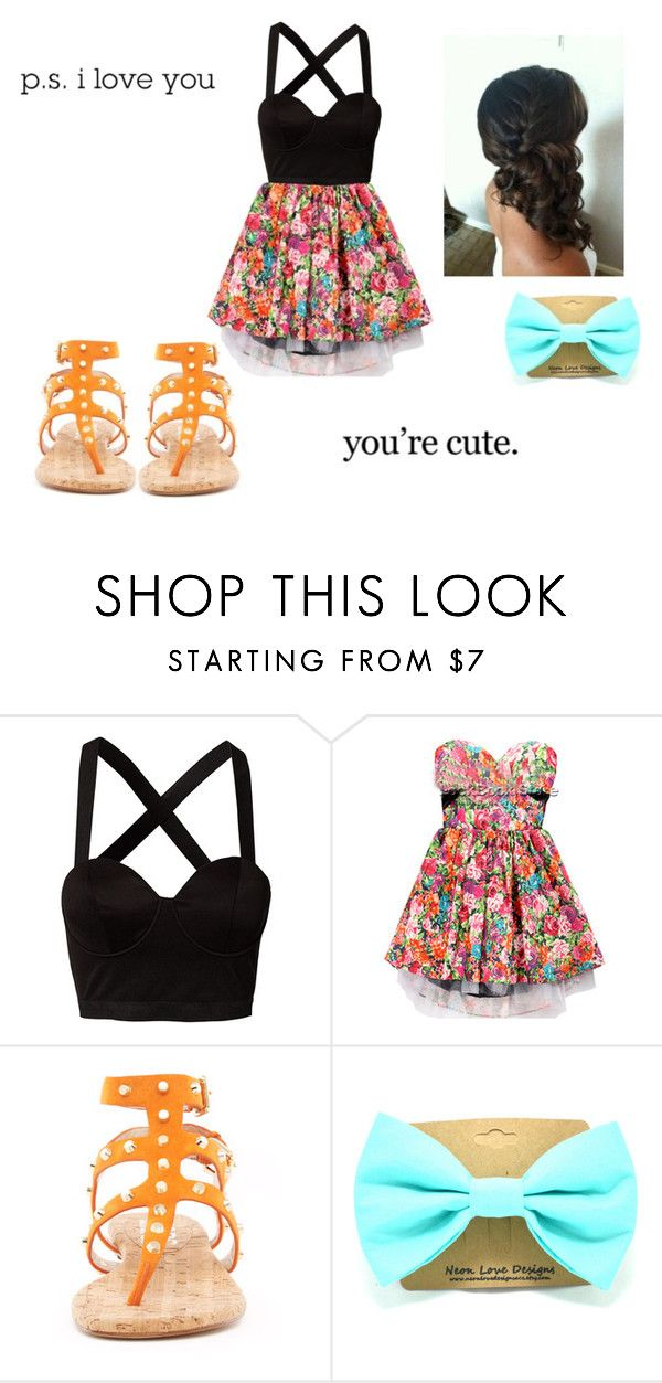 """""""L.O.V.E"""" by carmenw-42 ❤ liked on Polyvore featuring Mimi Blix For Nelly and KORS Michael Kors"""