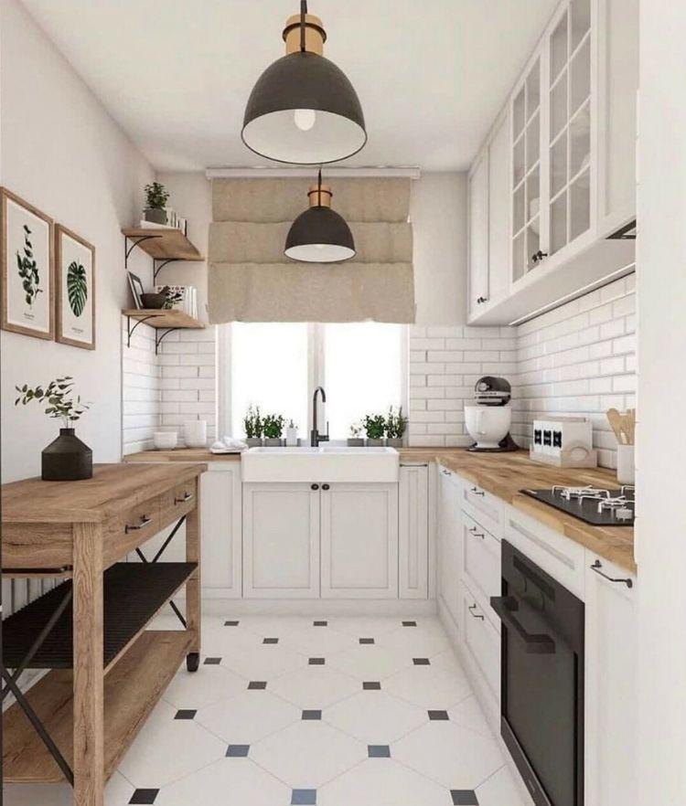 Dicas infalíveis para decorar cozinha pequena