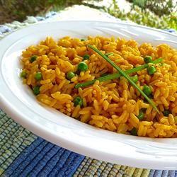 Cuban-Style Yellow Rice #cubanrice
