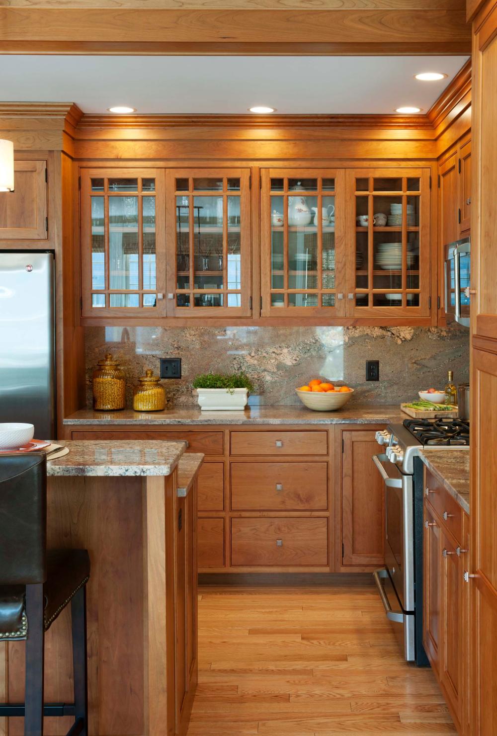 Gallery 92 Craftsman Style Kitchens Rustic Kitchen Kitchen Remodel