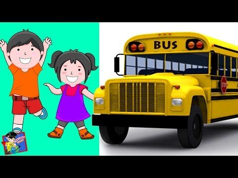 Download Video Wheels On The Bus | The Wheels On The Bus Kids Songs