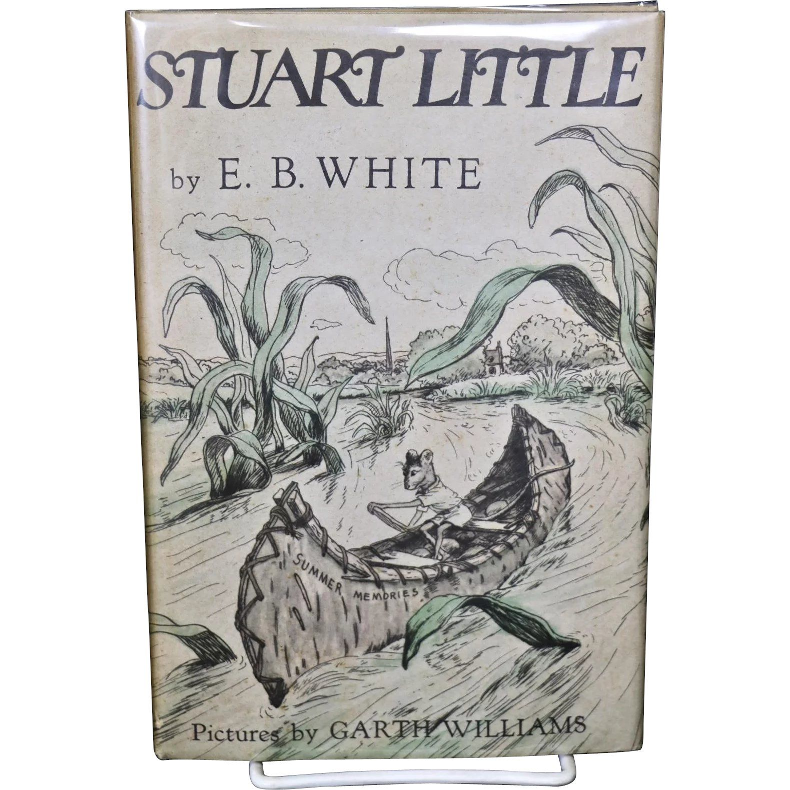 Stuart Little First Edition In