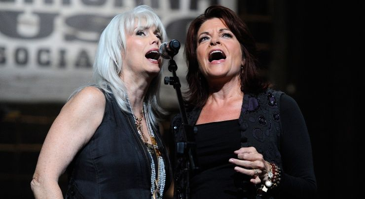 Emmylou Harris And Rosanne Cash | GRAMMY.com