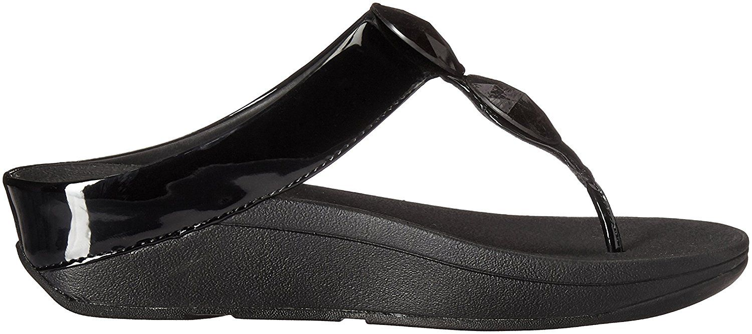 f1596b95a809 FitFlop Women s Pierra Flip Flop -- Details can be found by clicking on the  image. (This is an affiliate link)  shoeoftheday