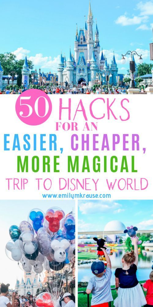 Photo of So you're going on a DIsney Vacation and you want to experience an easier, cheap…