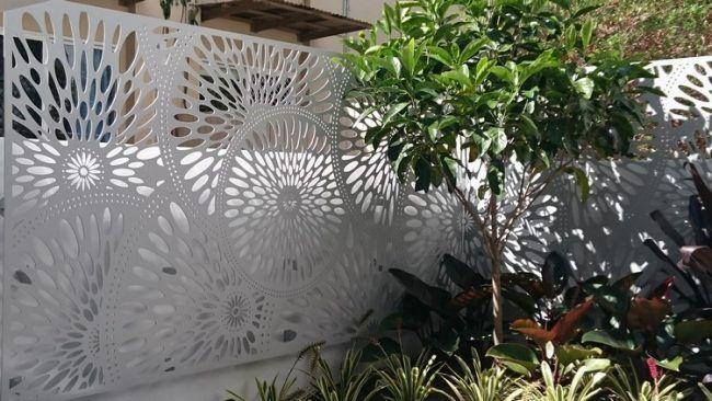 Moderner Sichtschutz für den Garten - 20 tolle Ideen Einrichtung