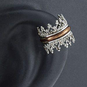 Crown Earcuff - Women's Romantic & Fantasy Inspired Fashions