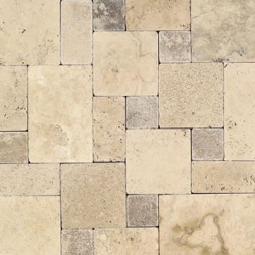Daltile Paredon Pattern Floor Or Wall Natural Stone Tile 32 X