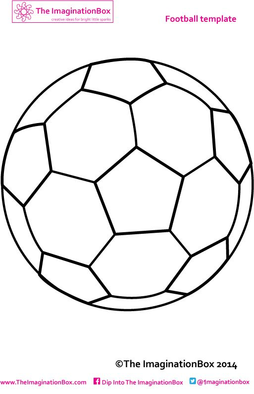 Kids Free Printable Activity Sheets To Design Your Own Soccer