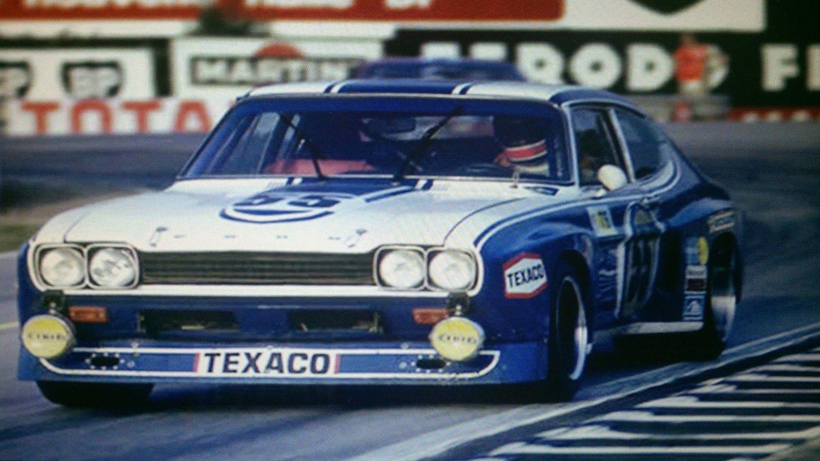 ford capri le-mans | Ford Capri - Slot Racing Company