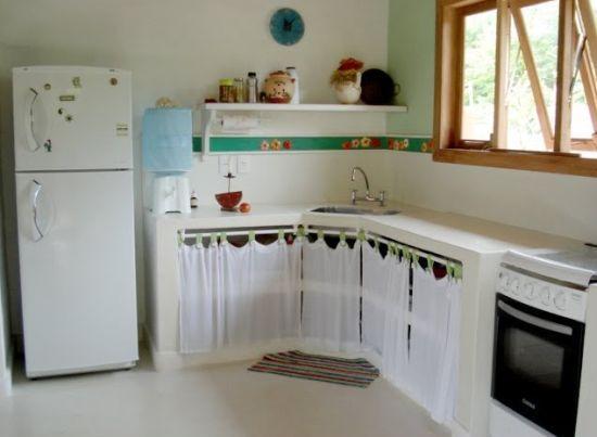 Armarios De Alvenaria Para Cozinha Estilo Rustico Pesquisa