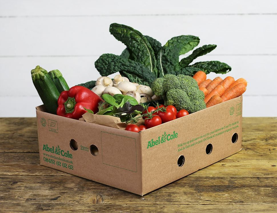 Super Speedy Veg Box Organic Vegetable Boxes Fruit