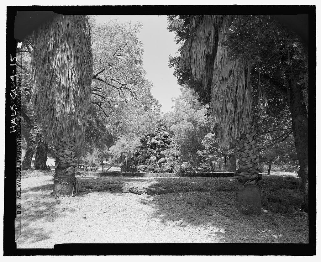 Olampali garden
