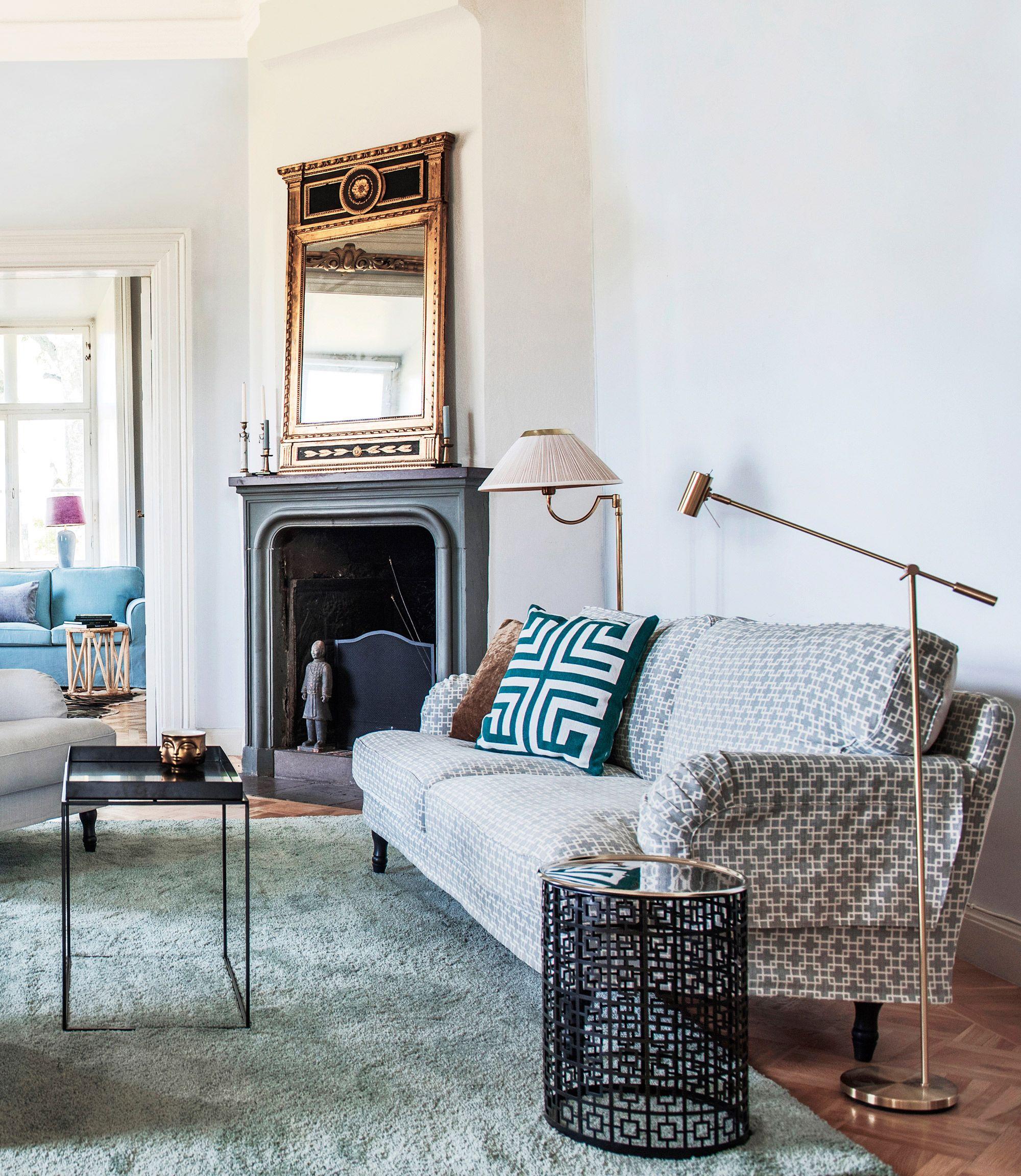 Stocksund 3 Seater Sofa Cover In 2019 B E M Z R O M