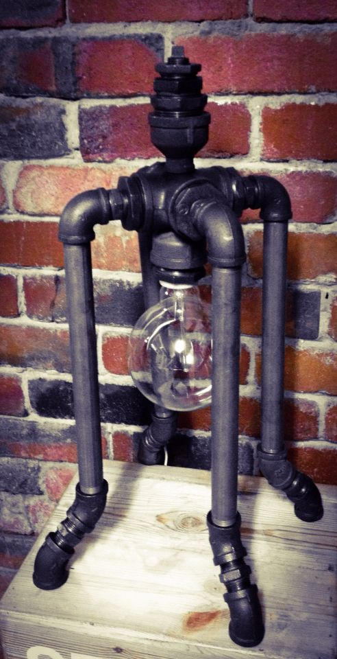 Galvanized Pipe Lamp                                                                                                                                                                                 More                                                                                                                                                                                 More