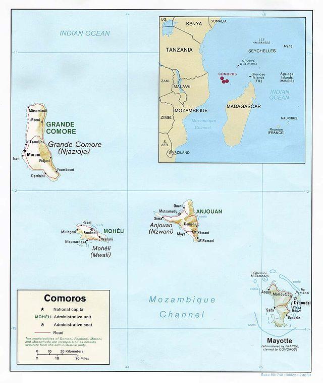 Pin De Isidoro En Islas Comores Moroni Islas Y Comoras