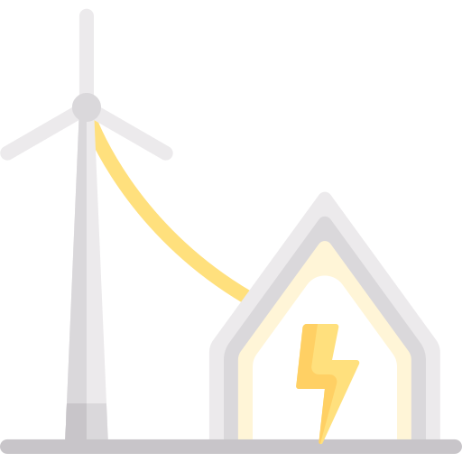 Wind Farm Free Vector Icons Designed By Freepik Vector Free Free Icons Vector Icon Design