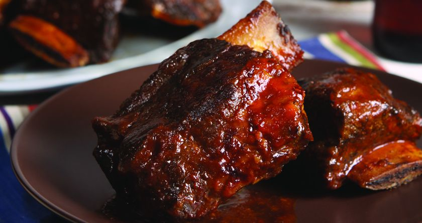 Buffalo Bill Short Ribs Tabasco Recipes Recipe Tart Cherry Dessert Cherry Desserts Honey Dessert