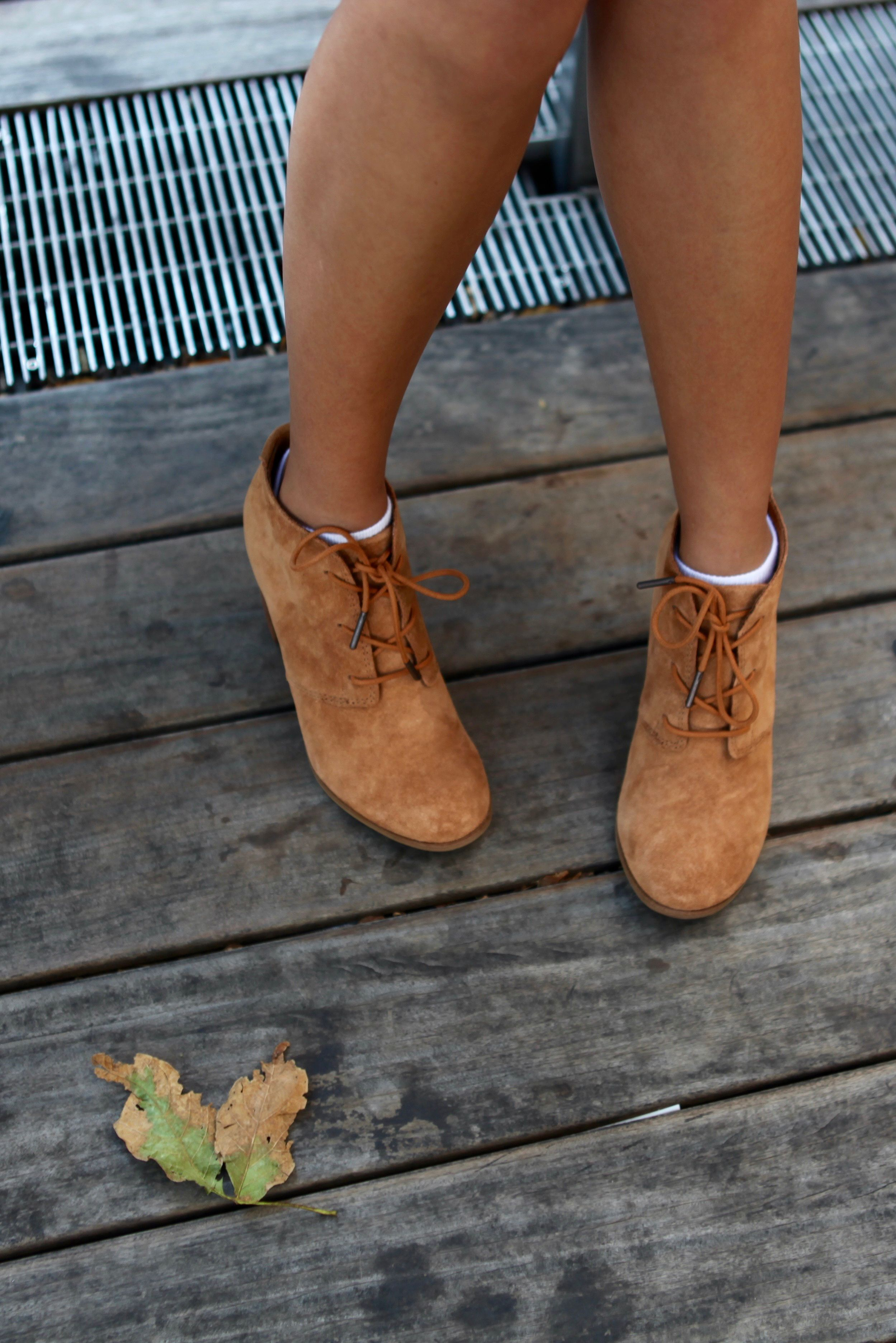 To acquire Wear You Would Lace-Up Booties? picture trends