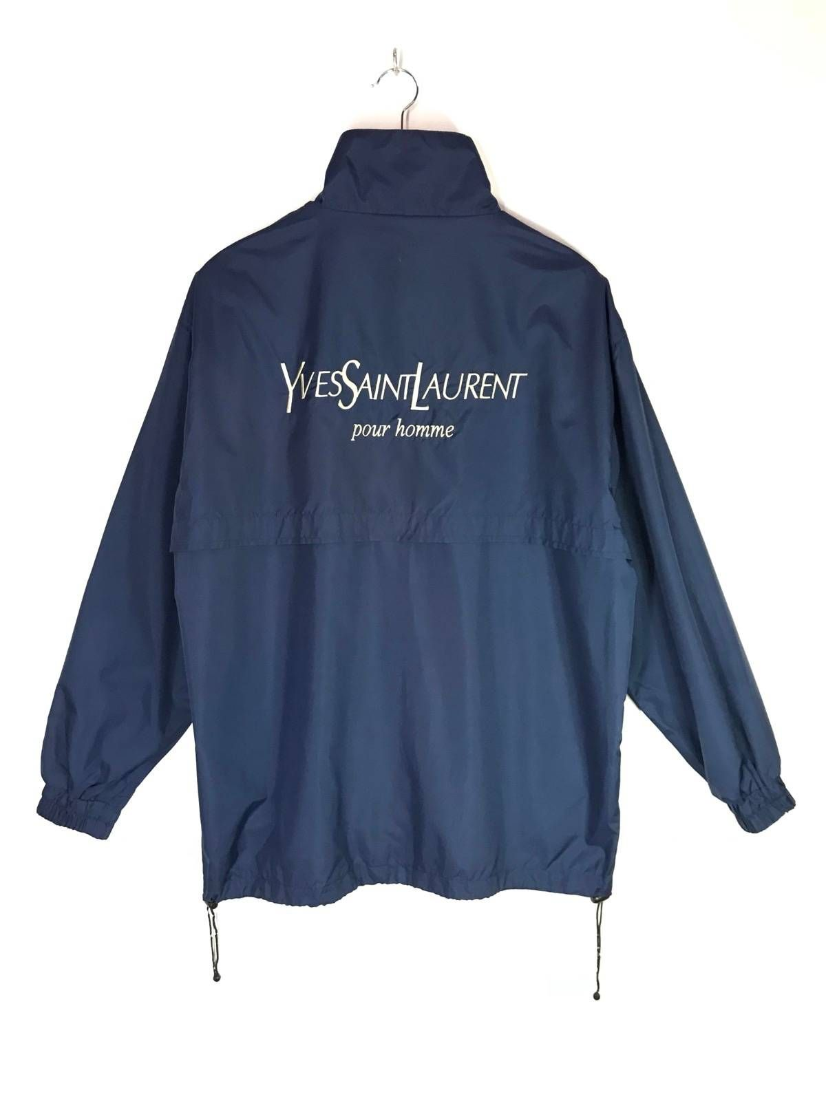 6aaff281b5c Searching for Vintage yves saint laurent ysl pour homme coach / windbreaker light  jacket? We've got Ysl Pour Homme outerwear starting at $250 and plenty of  ...
