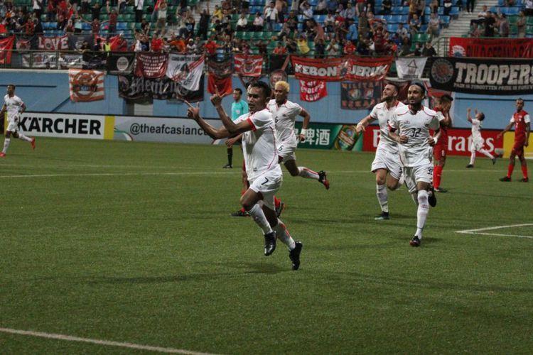 Hasil Piala Afc Persija Kalah 2 3 Di Kandang Home United Kalah Dunia Ungkapan