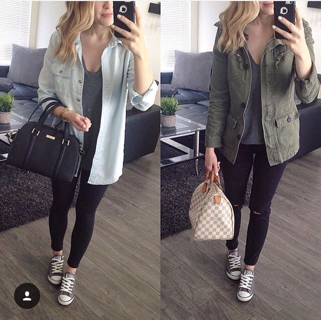 764e3cb3d482 Converse outfit ideas - Instagram  paigeshealyn