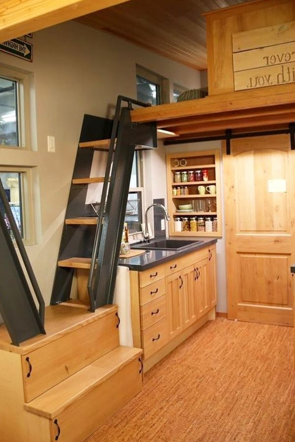 Tiny House Ideas: Inside Tiny Houses - Bilder von Tiny Homes Inside und Out (auch Videos!)