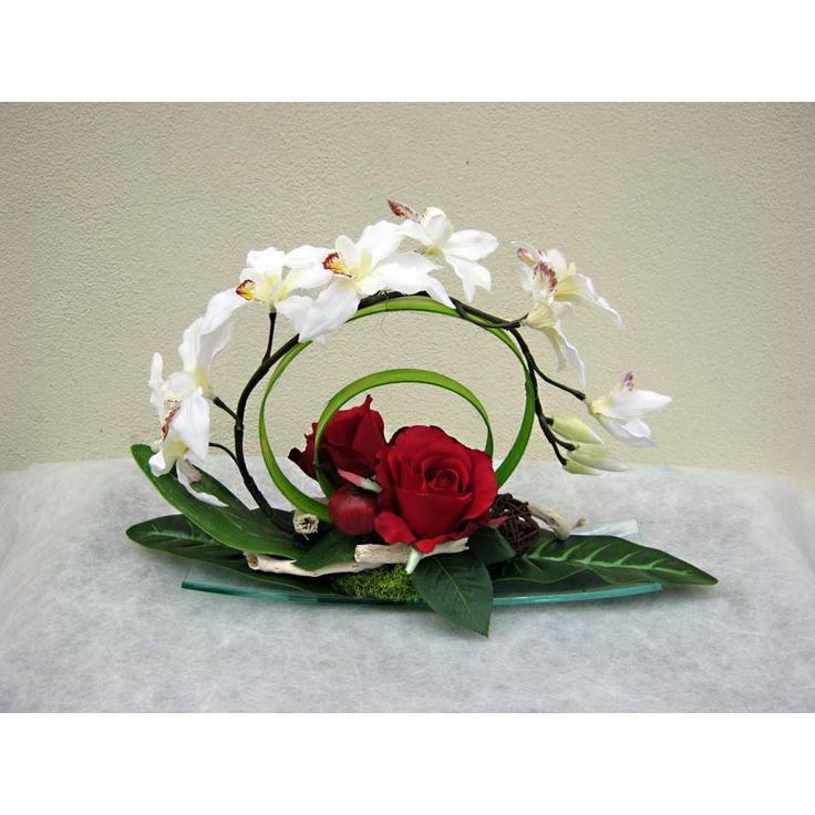 Populaire Картинки по запросу compo florale avec rose en hauteur  WL53