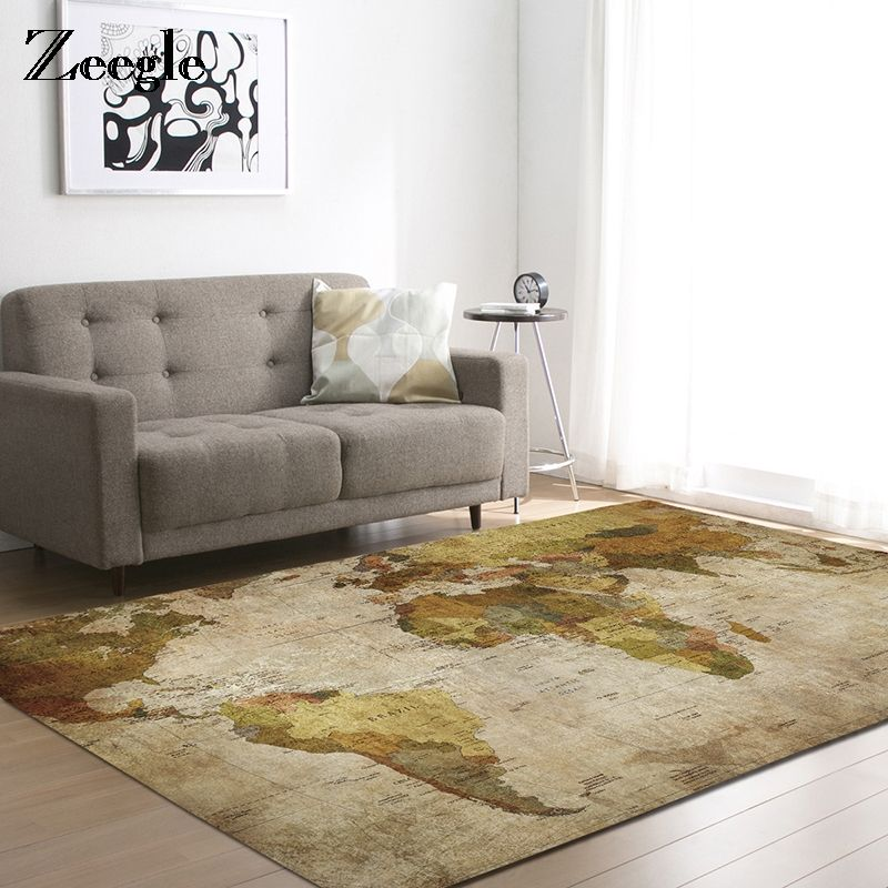 Large Size Carpets For Living Room