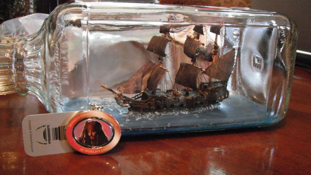 Building a Ship in a Bottle.   Bottle, Ships and Free time