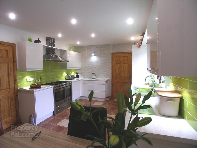 1 Carthall Manor, Coleraine kitchen Coleraine, Kitchen