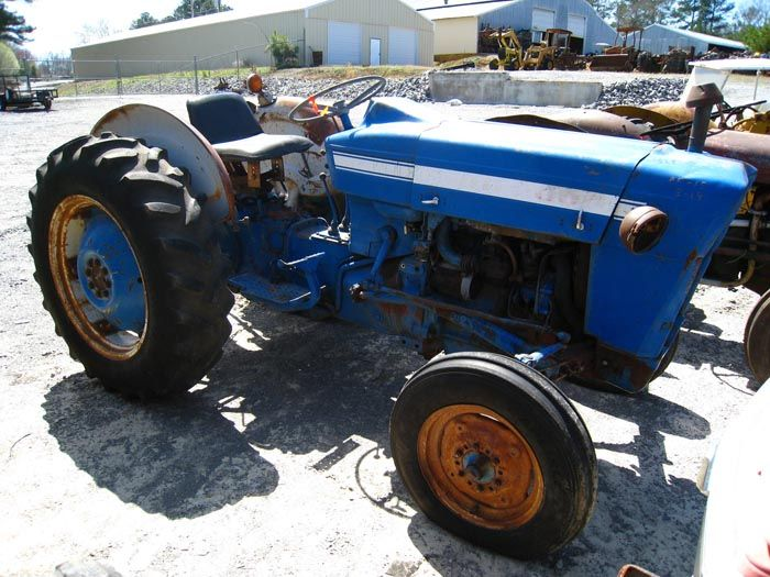 This Tractor Has Been Dismantled For Ford 3000 Parts Rhpinterest: Ford 3000 Tractor Schematics At Gmaili.net