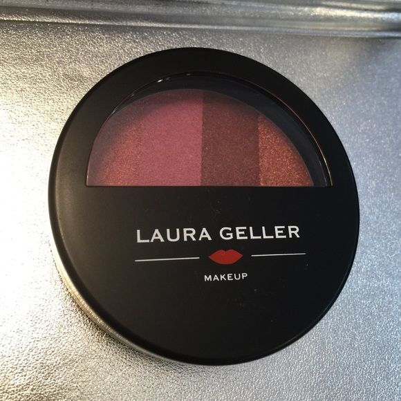 Dream Creams Lip Palette With Retractable Lip Brush - Sunswept by Laura Geller #7