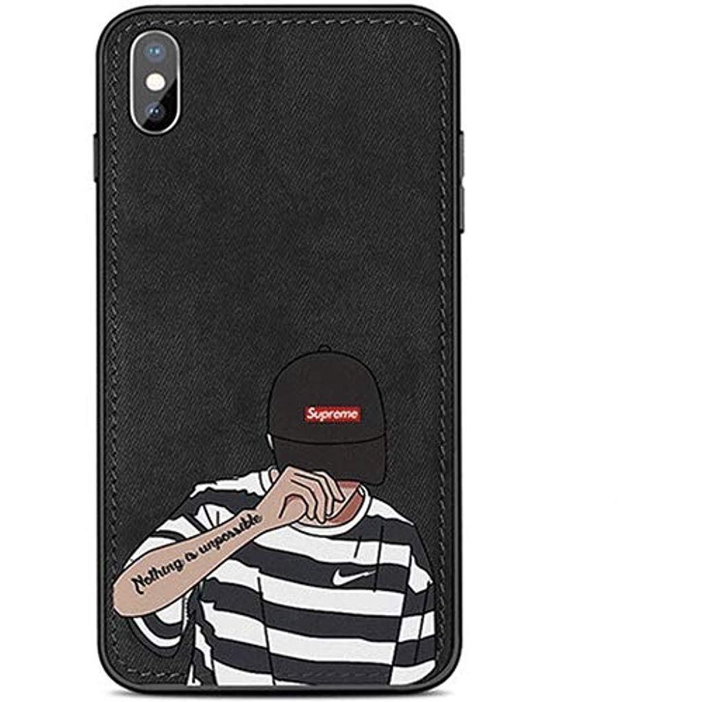 cover iphone 7 stoffa