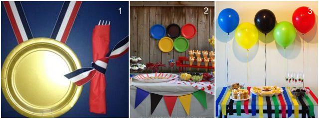 d coration jeux olympiques boy 39 s birthday pinterest mon enfant ador olympique et mes enfants. Black Bedroom Furniture Sets. Home Design Ideas